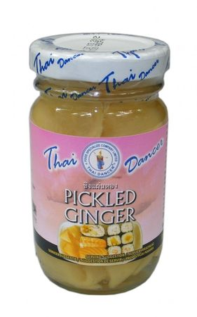 [ 100g/ 50g ATG ] THAI DANCER Sushi Ingwer Eingelegter Ingwer / Pickled Ginger