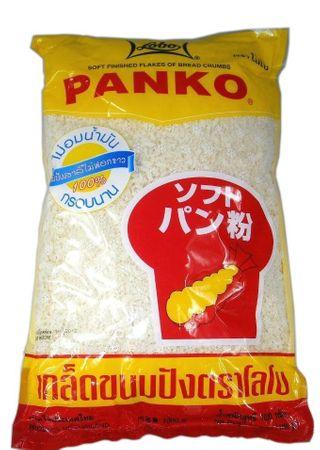 [ 1kg ] LOBO PANKO Brotkrumen nach japanischer Art / Tempura / Breadcrumbs