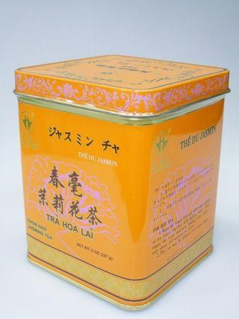 [ 227g ] TIAN HU SHAN Grüner Tee mit Jasmin / Jasmintee / CHUN HAO JASMINE TEA