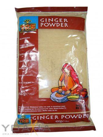 [ 400g ] TRS gemahlener Ingwer / Ingwer Pulver / Ginger Powder