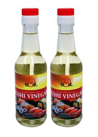 [ 2x 250ml ] HENGSHUN Sushi Reisessigzubereitung / Sushi Reis Essig Sushi Vinegar