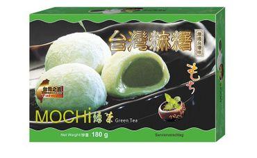 [ 180g ] Mochi grüner Tee / Klebreiskuchen mit Grüner Tee-Geschmack
