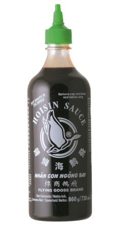 [ 730ml ] FLYING GOOSE Hoisin Sauce / Hoi Sin Sauce / milde Würzsauce