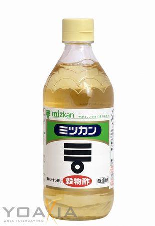 [ 500ml ] mizkan Getreideessig aus Japan / Sushi Essig / Grain Vinegar 4.2% Säure