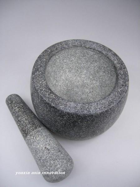 Mörser Und Stößel stein mörser mit stößel ø 14cm höhe 10cm gewürzmörser
