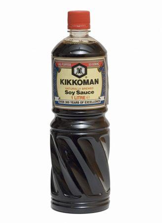 [ 1000ml ] Sojasauce KIKKOMAN Soja Sauce [ 1 Liter ] Soy Sauce