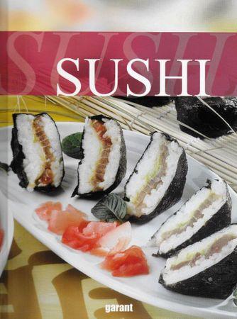 Kochbuch: SUSHI / 63 Seiten / Hardcover / garant Verlag