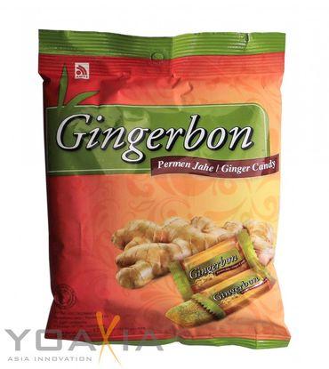 [ 20x 125g ] AGEL Ingwer Bonbons / Gingerbon / Ginger Sweets KV