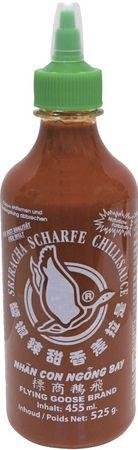 [ 455ml ] FLYING GOOSE Sriracha scharfe Chilisauce HOT Chilli Sauce