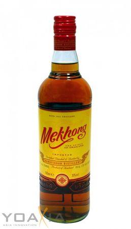 "[ 700ml ] Mekhong genannt ""Thai Whisky"" alc. 35% vol Thailand"