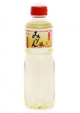 [ 500ml ] Mirin japanischer süßer Reiswein zum Kochen / Marukin