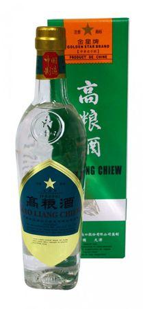 KAO LIANG CHIEW [ 500ml ] chinesische Getreide-Spirituose 62% vol
