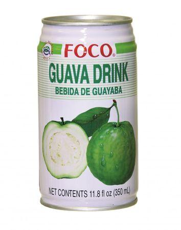 [ 350ml ] FOCO Guavennektar / Guava Drink / Guaven Nektar / Saft