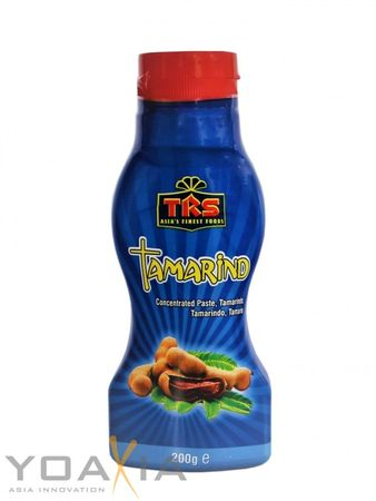 [ 200g ] TRS Tamarinde als konzentrierte Paste / Tamarind Concentrated Paste