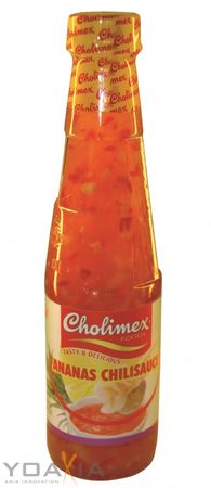 [ 250ml ] CHOLIMEX Ananas Chilisauce / Pineapple Chili Sauce