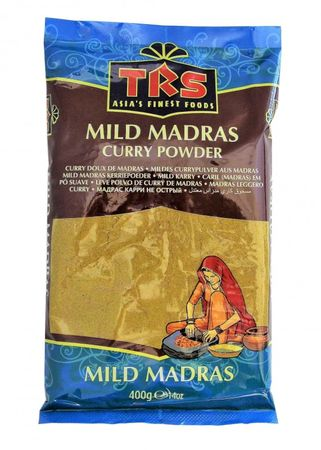 [ 400g ] TRS Mildes Currypulver aus Madras / MILD Madras Curry Powder
