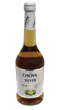 [ 500ml ] CHOYA SILVER Aromatisiertes weinhaltiges Getränk - Japan Ume Fruit