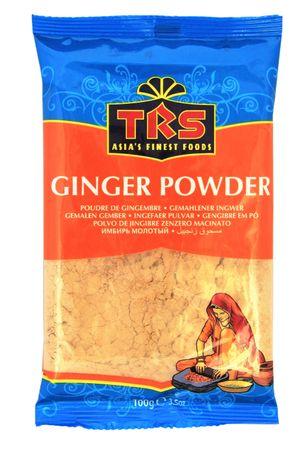 [ 100g ] TRS gemahlener Ingwer / Ingwer Pulver / Ginger Powder