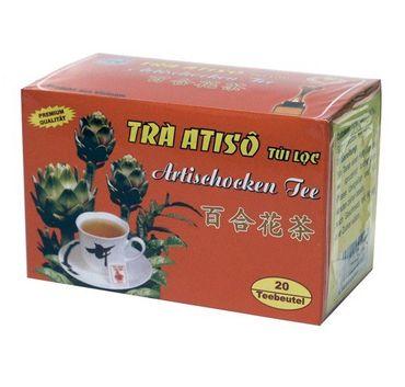 [ 40g (20x2g) ] VINH TIEN Artischocken Tee mit Süßholz Artichoke Tea TRA ATISO