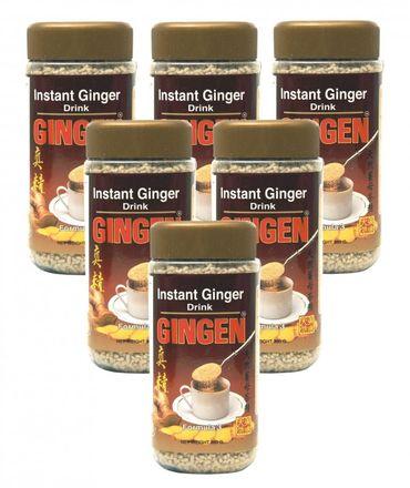[ 6x 380g ] GINGEN Formula 3 Instant Ingwer Getränk / Instant Ginger Drink
