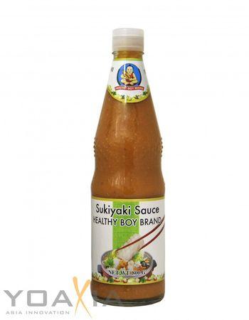 [ 700ml ] HEALTHY BOY BRAND Sukiyaki Sauce zu Fisch- Fleisch- und Gemüse