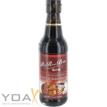 [ 300ml ] PEARL RIVER BRIDGE Premium Sweet & Sour Sauce ( Süß & Sauer Sauce )