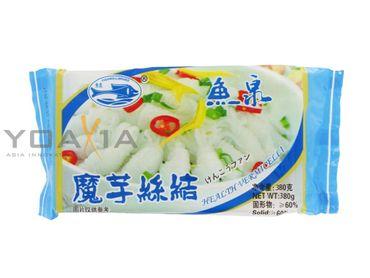"""[ 10x 380g/ 190g ATG ] Konjak Nudeln Shirataki Konjac Noodles #1 """"Knoten"""" LOW CARB"""