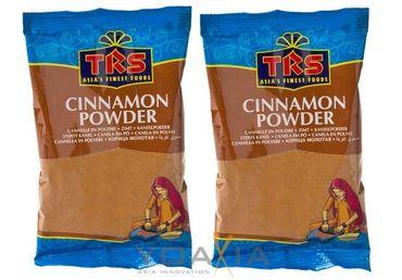 [ 2x 100g ] TRS Zimt / Zimtpulver / Cinnamon Powder KV
