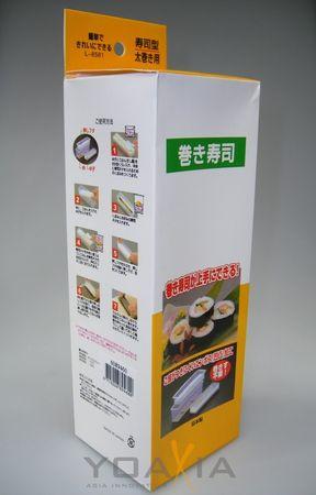 Sushi Maker [ Futo Maki / dicke Rolle ]  für Maki Sushi / Japan KV