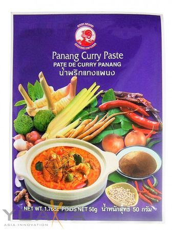 [ 50g ] COCK Panang Currypaste / Panang Curry Paste