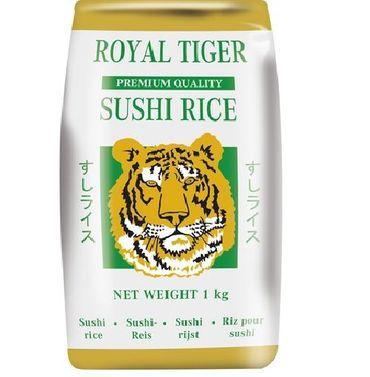 [ 1kg ] ROYAL TIGER Sushi Reis PREMIUM QUALITY Sushi Rice Sushireis