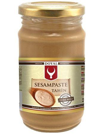 [ 300g ] DOYAL Weiße Sesampaste (Tahini) / Sesam Paste (Tahin)
