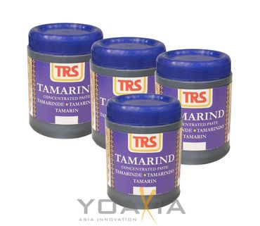 [ 4x 200g ] TRS Tamarinde als konzentrierte Paste / Tamarind Concentrated Paste