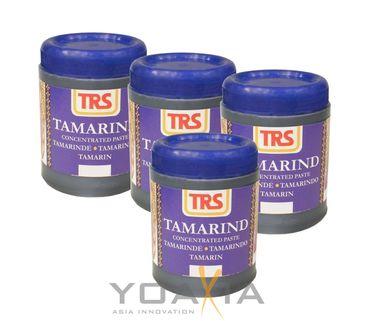 [ 4x 200g ] TRS Tamarinde als konzentrierte Paste / Tamarind Concentrated Paste