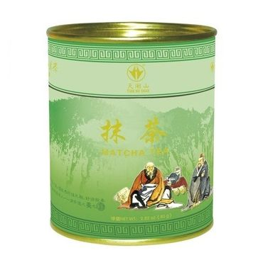 [ 12x 80g ] TIAN HU SHAN Grünteepulver MATCHA TEE / Green tea powder  KV