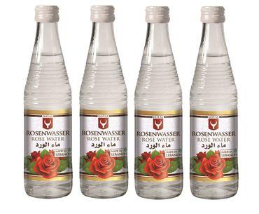 [ 4x 300ml ] DOYAL Rosenwasser / Rosen Wasser / Rose Water KV