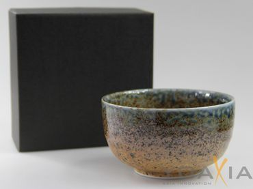 Matcha Teeschale  / Tee Schale Ø 12.8 x Höhe 7cm MADE IN JAPAN  #923