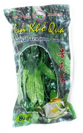 [ 80g ] VINH TIEN Gohyah Tea / Bittermelone Tee / Bitter Melon Tea aus Vietnam