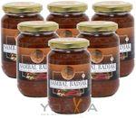 [ 6x 375g ] KONINGSVOGEL Sambal Badjak / Würzige Sauce / Spicy Sauce  001