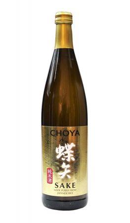 [ 750ml ] CHOYA SAKE aus japanischem Reis und Koji alc 14.5% vol