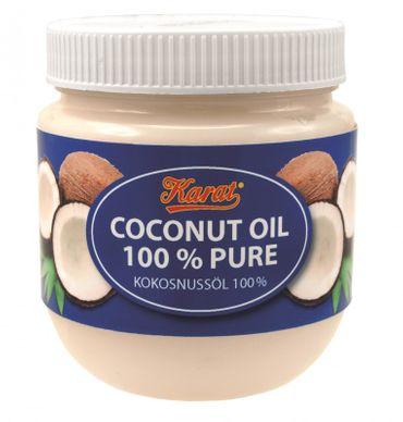 [ 500ml ] KARAT 100% Reines Kokosöl / Cocosöl / Kokosnussöl / Coconut Oil Pure