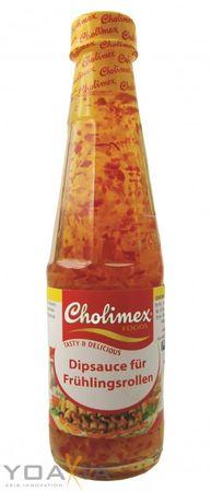 [ 250ml ] CHOLIMEX Dipsauce für Frühlingsrollen / Spring Rolls Dip Sauce