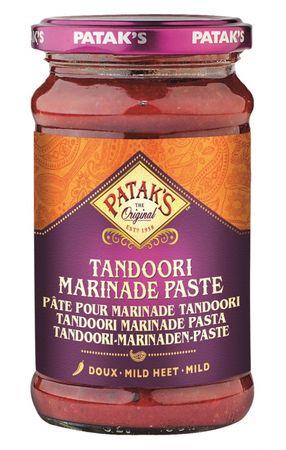 [ 312g ] PATAK'S Tandoori Marinaden Paste / Marinade Paste
