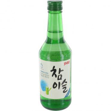 [ 350ml ] HITEJINRO Soju Jinro Chamisul Fresh / Spirituose Alc. 17,2% vol.