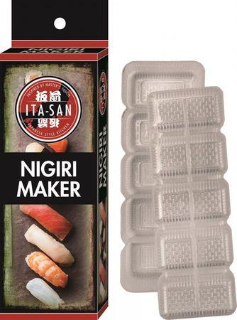 ITA-SAN Sushi Maker [ 5 Nigiri / Onigiri Maker ] Sushi Nigiri Former