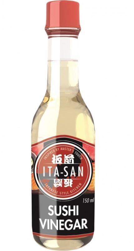 [ 150ml ] ITA-SAN Sushi Essig Essigzubereitung für Sushi (3% Säure) Sushi Vinegar