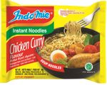 [ 40x 80g ] IndoMie Instant Noodles mit Huhn Curry Geschmack 001