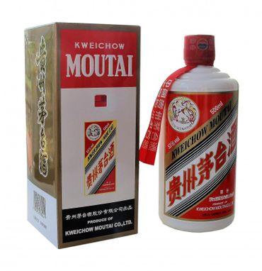[ 500ml ] KWEICHOW MOUTAI  53% Vol. Getreidespirituose aus China / Maotai / Mautai