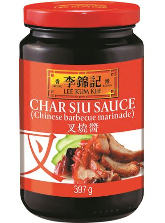 [ 397g ] LEE KUM KEE Char Siu Sauce / Chinese Barbecue Marinade