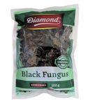 [ 100g ] DIAMOND Mu Err getrocknete Pilze / Black Fungus / #3975 001